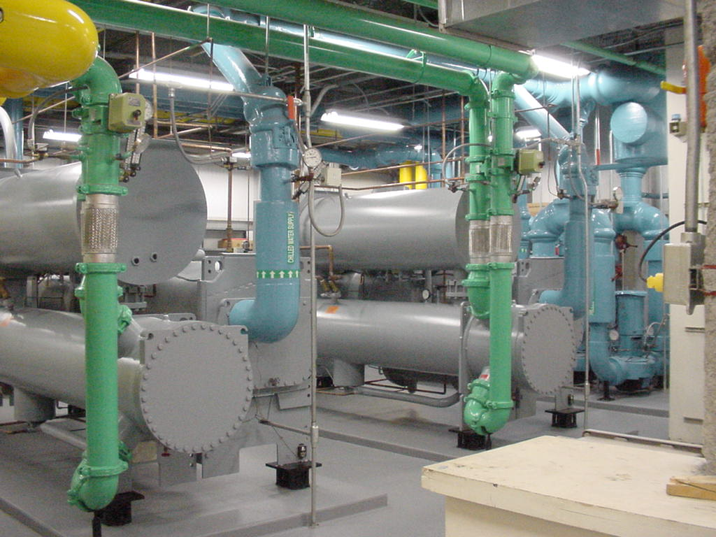 Mechanical Piping Company in St. Louis